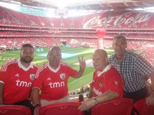 Manu, António Zé, Papa, Joao